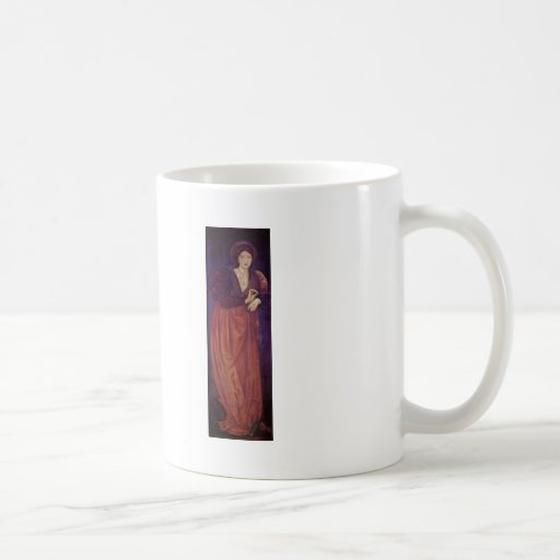Edward Burne-Jones: Fatima Coffee Mugs