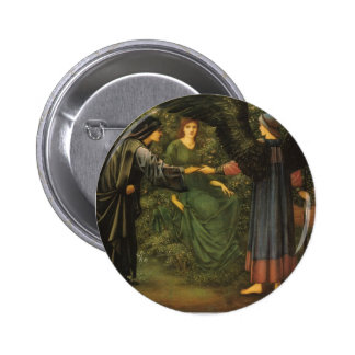 Edward Burne-Jones- Heart of the Rose Pin