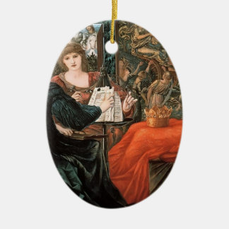 Edward Burne-Jones- Laus Veneris Ornament