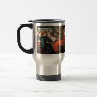 Edward Burne-Jones- Laus Veneris Coffee Mug