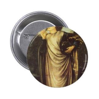 Edward Burne-Jones Morgan Le Fay Pin