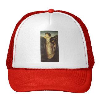 Edward Burne-Jones: Morgan Le Fay Mesh Hat
