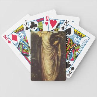 Edward Burne-Jones: Morgan Le Fay Poker Cards