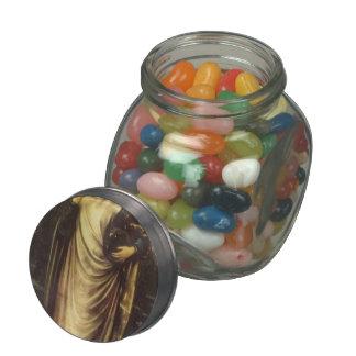 Edward Burne-Jones: Morgan Le Fay Jelly Belly Candy Jars