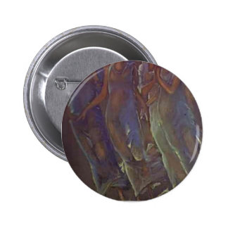 Edward Burne-Jones: Nymphs of the Stars Pinback Button