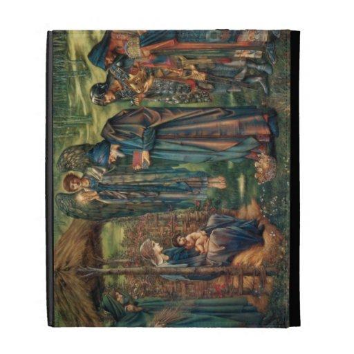 Edward Burne-Jones: Star of Bethlehem iPad Folio Cases