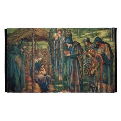 Edward Burne-Jones: Star of Bethlehem iPad Folio Cover