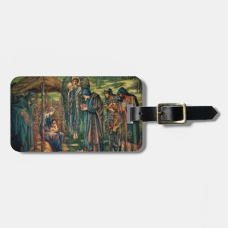 Edward Burne-Jones: Star of Bethlehem Bag Tags