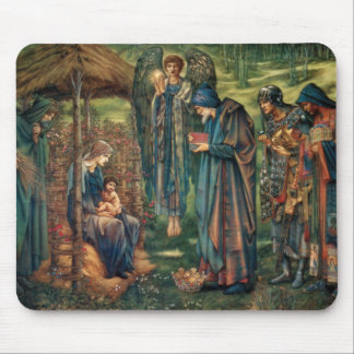 Edward Burne-Jones: Star of Bethlehem Mouse Pad