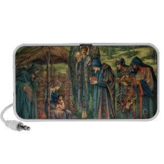 Edward Burne-Jones Star of Bethlehem iPod Speakers