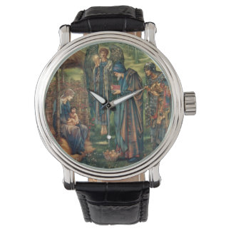 Edward Burne-Jones: Star of Bethlehem Wrist Watches