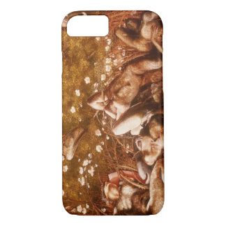 Edward Burne-Jones -Study for The Sleeping Knights iPhone 7 Case