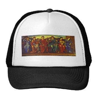 Edward Burne-Jones- The Hours Hat