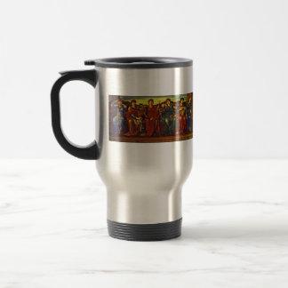 Edward Burne-Jones- The Hours Coffee Mug