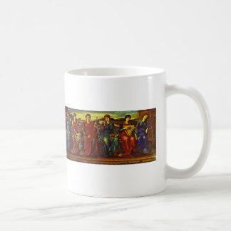 Edward Burne-Jones- The Hours Mugs