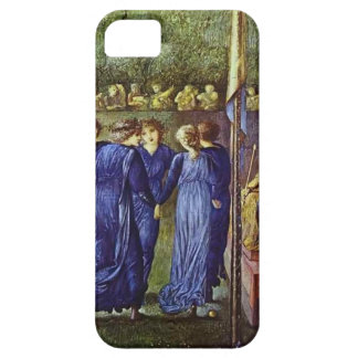 Edward Burne-Jones: The King's Wedding iPhone 5 Cover
