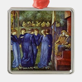 Edward Burne-Jones: The King's Wedding Christmas Ornament