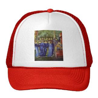 Edward Burne-Jones: The King's Wedding Mesh Hat