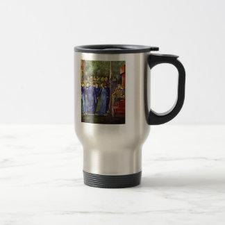 Edward Burne-Jones: The King's Wedding Coffee Mugs