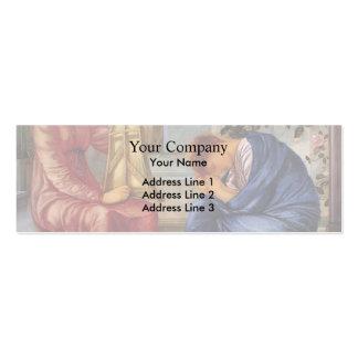Edward Burne-Jones- The Lament Business Card Templates