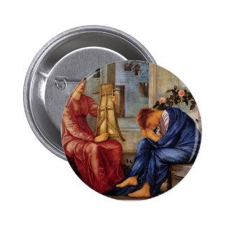 Edward Burne-Jones- The Lament Buttons