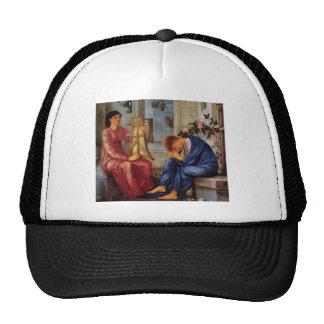 Edward Burne-Jones- The Lament Trucker Hats