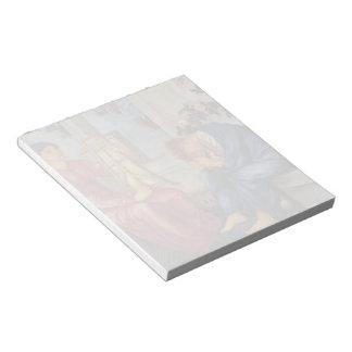 Edward Burne-Jones- The Lament Memo Note Pad