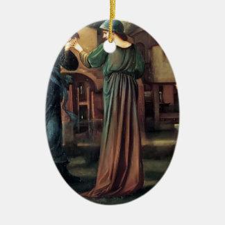 Edward Burne-Jones- The Mill Ornaments