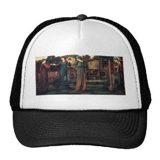 Edward Burne-Jones- The Mill Mesh Hats