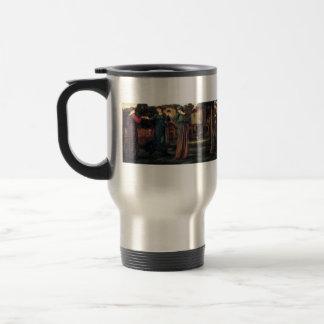 Edward Burne-Jones- The Mill Coffee Mug