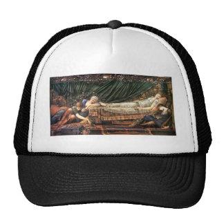 Edward Burne-Jones- The Sleaping Beauty Trucker Hat