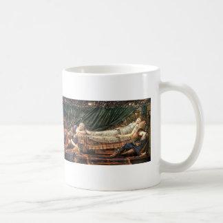 Edward Burne-Jones- The Sleaping Beauty Coffee Mug