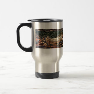 Edward Burne-Jones- The Sleaping Beauty Mugs