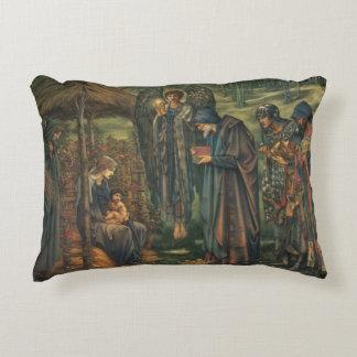 Edward Burne-Jones - The Star of Bethlehem Accent Cushion