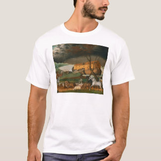 Edward Hicks - Noah's Ark T-Shirt