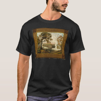 Edward Hicks The Falls of Niagara T-Shirt