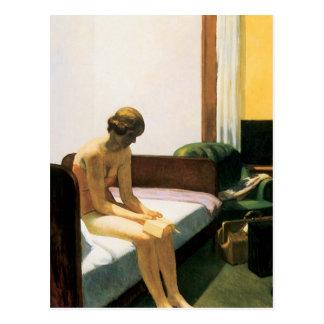 Edward Hopper Hotel Room Postcards