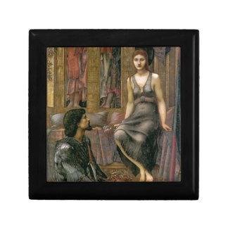 Edward -Jones- King Cophetua and the Beggar Maid Gift Box