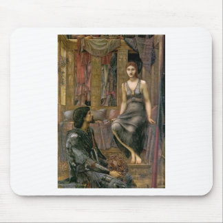 Edward -Jones- King Cophetua and the Beggar Maid Mouse Pad