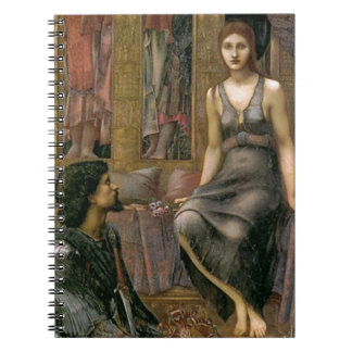 Edward -Jones- King Cophetua and the Beggar Maid Notebooks