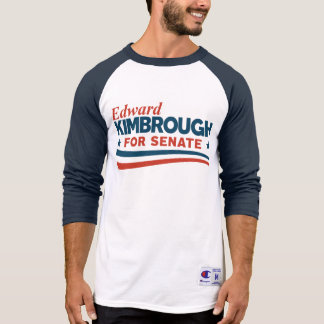 Edward Kimbrough for Senate T-Shirt