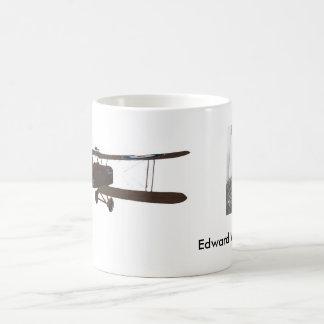 Edward 'Mick' Mannock, mannock, Edward 'Mick' M... Coffee Mug
