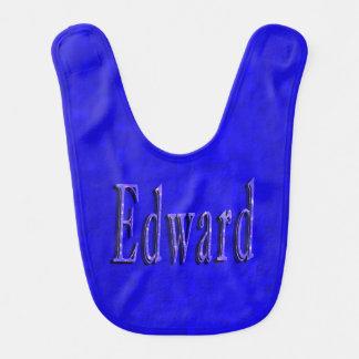 Edward Name Logo, Bib
