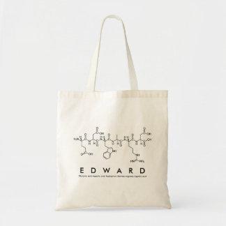 Edward peptide name bag