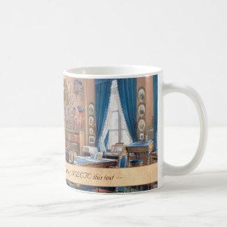 Edward Petrovich Interiors of the Small Hermitage Coffee Mug