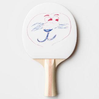 Edward Ping Pong Paddle