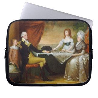 Edward Savage The Washington Family Computer Sleeves