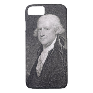 Edward Shippen (1729-1806) engraved by Edward Well iPhone 7 Case