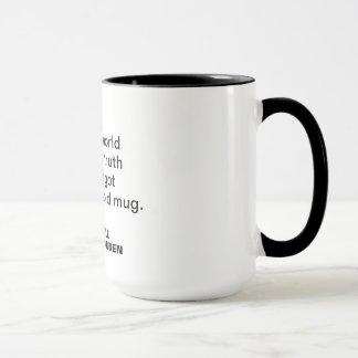 Edward Snowden mug