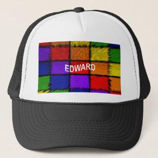 EDWARD TRUCKER HAT